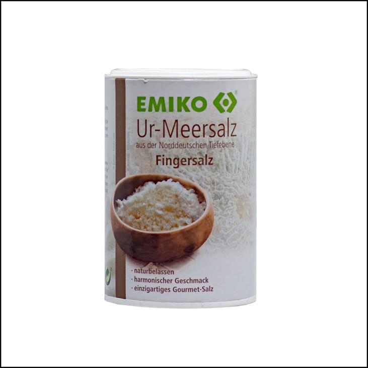 EMIKO Ur-Meersalz 250 Gramm Fingersalz