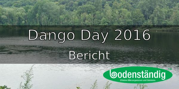 Bericht bodenständig – Dango / Mudball-Day vom 08.08.2016