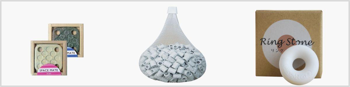 In welchen Formen gibt es EM-Keramik?