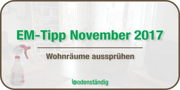 EM Tipp November 2017