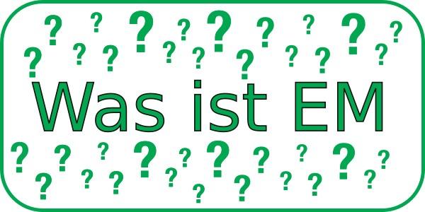Beitragsbild: Was ist EM?