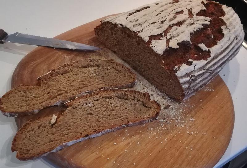Brot mit EM