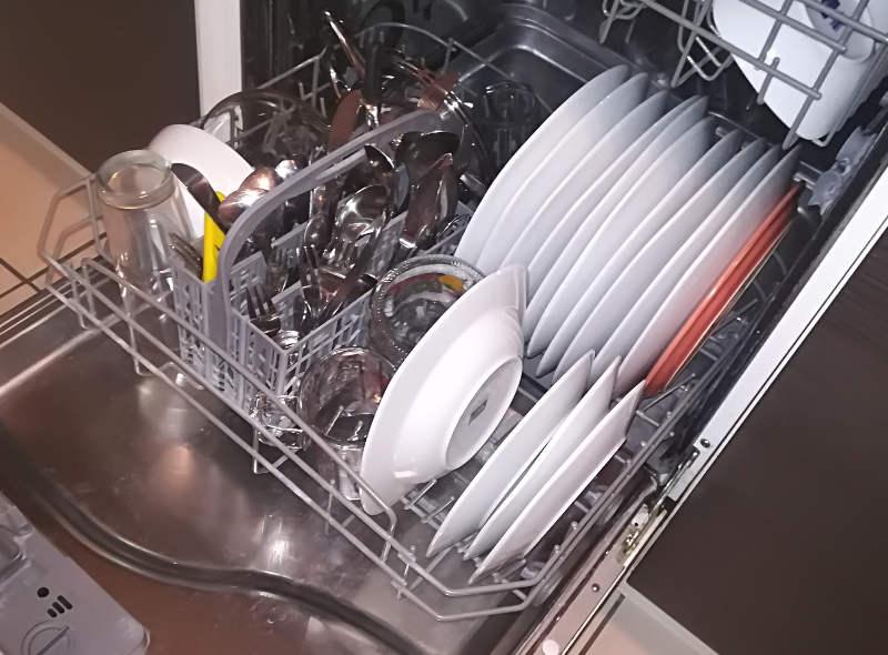 Bild EM effektive Mikroorganismen als Klarspüler für die Spülmaschine verwenden