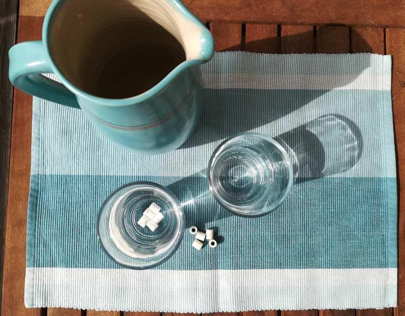 Wasseroptimierung mit EM-Keramik
