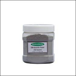 EM-Keramikpulver 250 Gramm