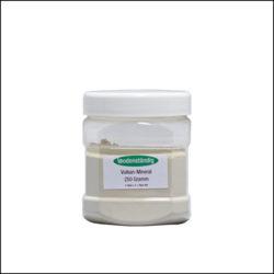 Vulkan-Mineralpulver 250 Gramm