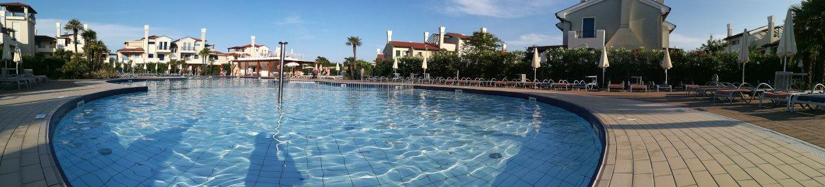 Swimming Pool - Fußpilz-Gefahr