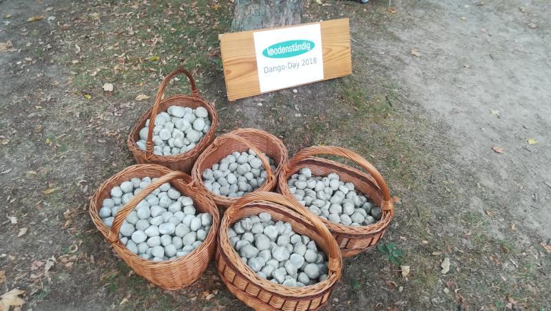 Dango Day 2018 - die Dangos - über 1000 Stück