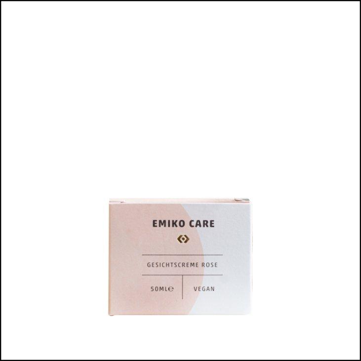 Gesichtscreme Rose 50 ml